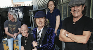Sarah Illingworth on ACDC for Auckland Live