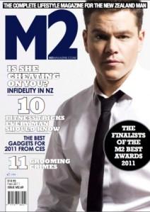 Matt Damon, M2, Adjustment Bureau, Sarah Illingworth