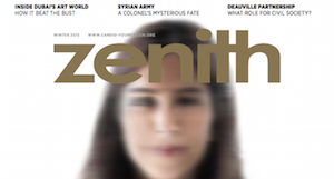 Sarah Illingworth on Middle East North Africa tech start-ups for Zenith